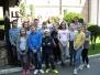 1 czerwca 2019r. wycieczko-pielgrzymka dzieci i młodzieży do Krosna, Bóbrki i na Zamek Odrzykoński