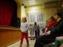 """12.01.2020 - Piękne \""""Jasełka\"""" w wykonaniu dzieci ze Szkoły Podstawowej"""