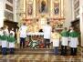 27.10.2019 - Msza św. w 1-szą rocznicę powstania Oazy w parafii oraz przyjęcie nowych oazowiczów do Wspólnoty