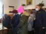 Grudzień 2020 – Biblioteka parafialna - Wystawa poświęcona zakazanym publikacjom z okresu stanu wojennego (39. rocznica jego wprowadzenia)