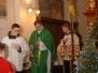 Msza św. na pożegnanie ks. Karola - 24 stycznia 2016