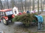 Wiosenne porządki i akcja z ciągnikiem ...